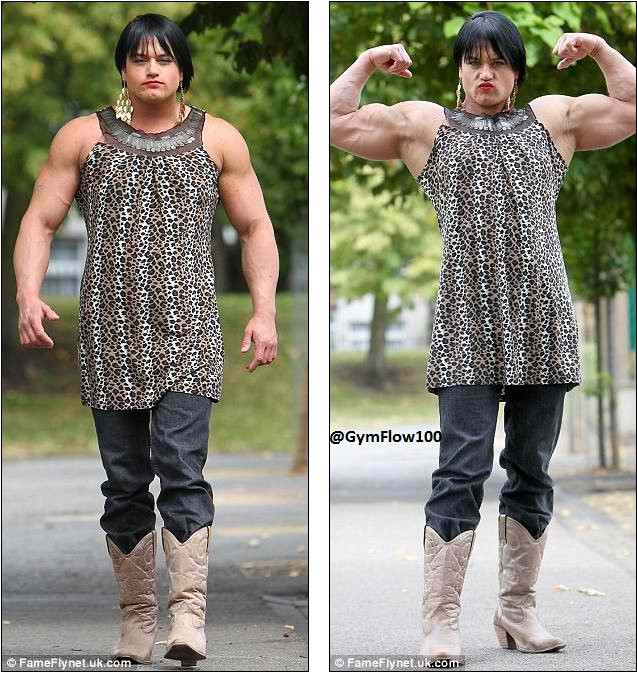 Не в коня корм – история со стероидами steroid, качок