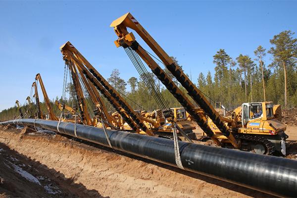 """""""Газпром"""" отчитался о текуще…"""