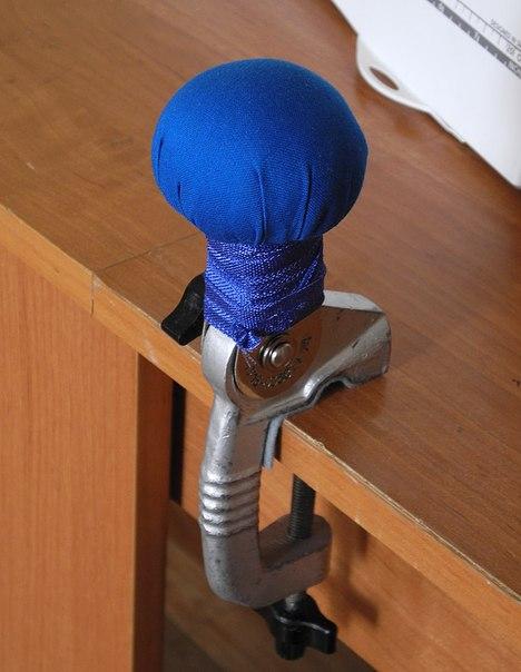 Швейка - забытое приспособление для шитья вручную