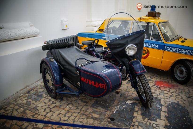 3. М-62. Выбор милиции. авто, мото, мотоцикл, советские мотоциклы, ссср
