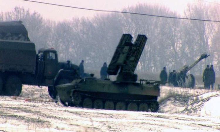 Украина и Новороссия новости сегодня