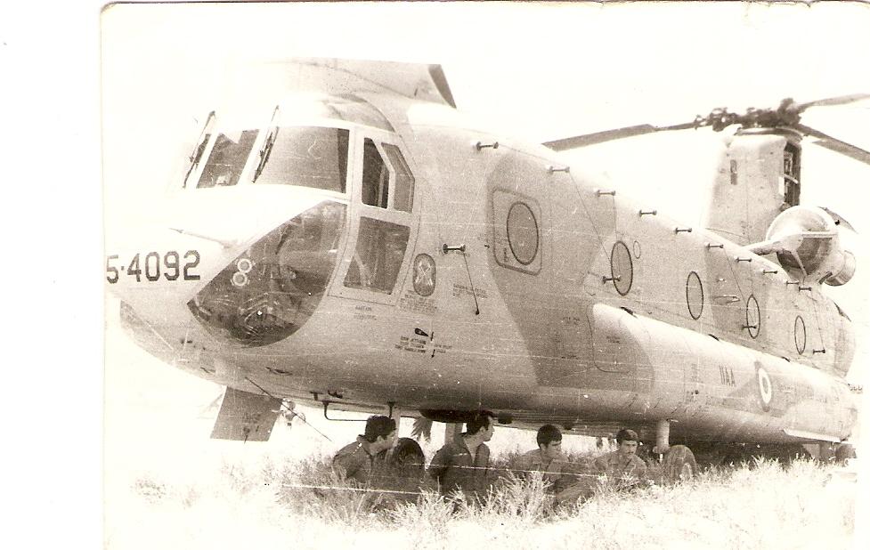 подбитый иранский вертолет под Ашхабадом