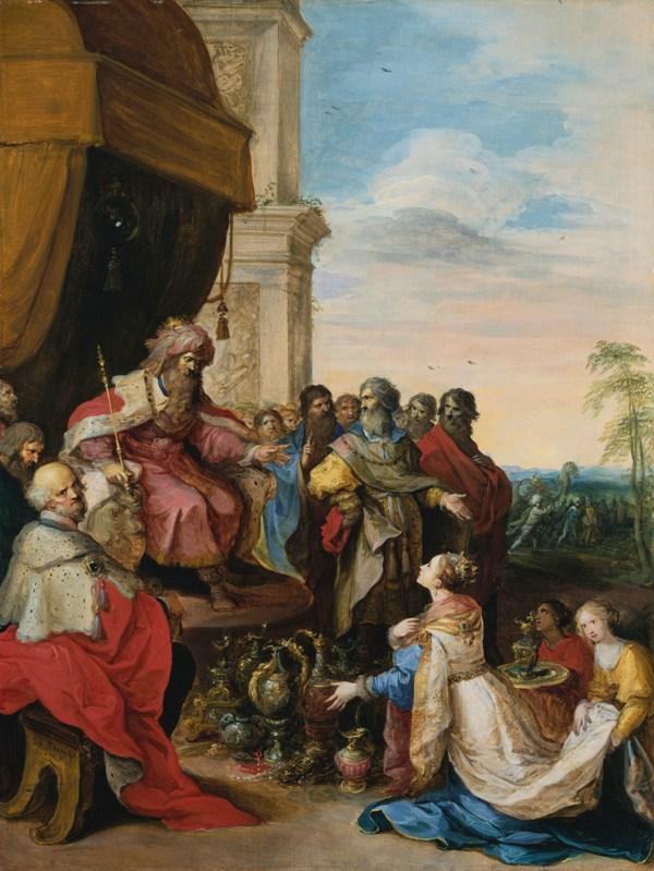 Цифровые фрески. Библейсие сюжеты - 20