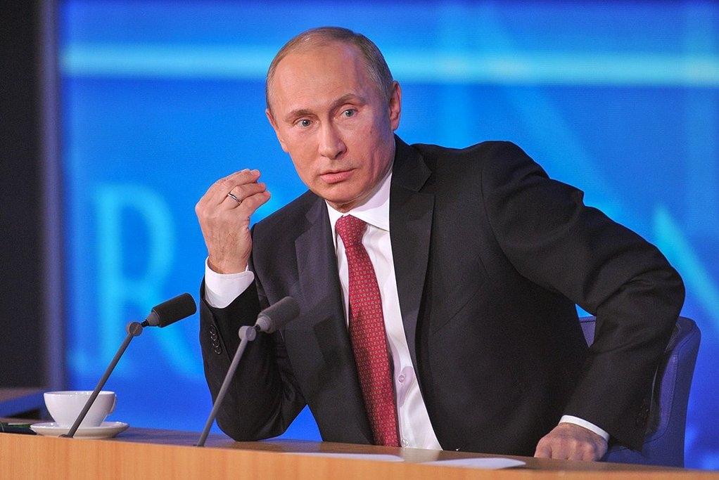 Путин рассказал, что думает о феминизме