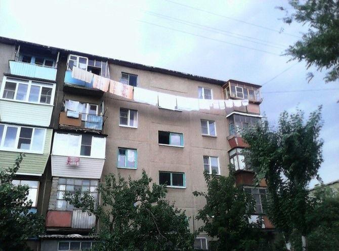 """Праздник продолжается... улыбайтесь, друзья! -  """"Всем балконам балконы..."""""""