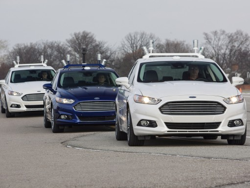 Ford не будет насаждать технологии автономного управления