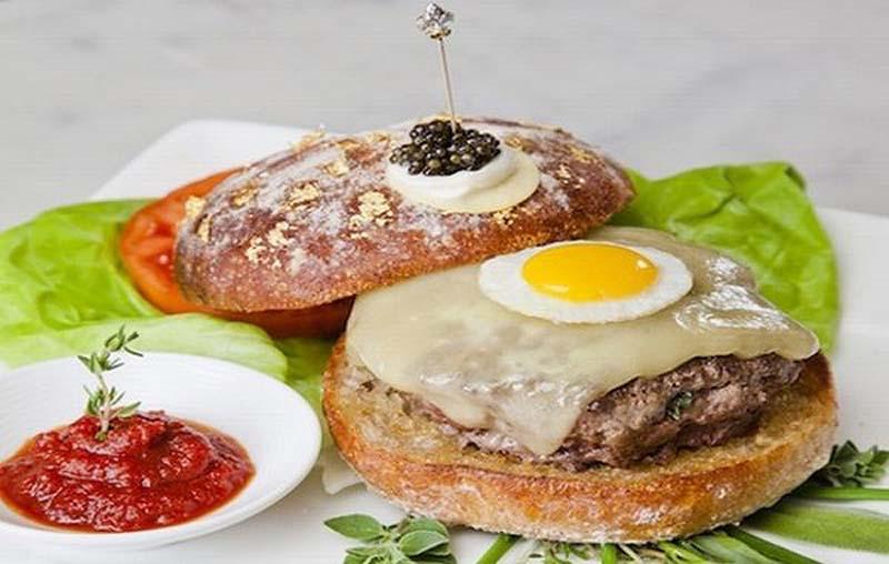 hamburger 6 10 самых дорогих гамбургеров в мире