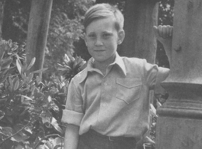 8-летний Владимир Высоцкий, 1946 дети, известность, история, фото