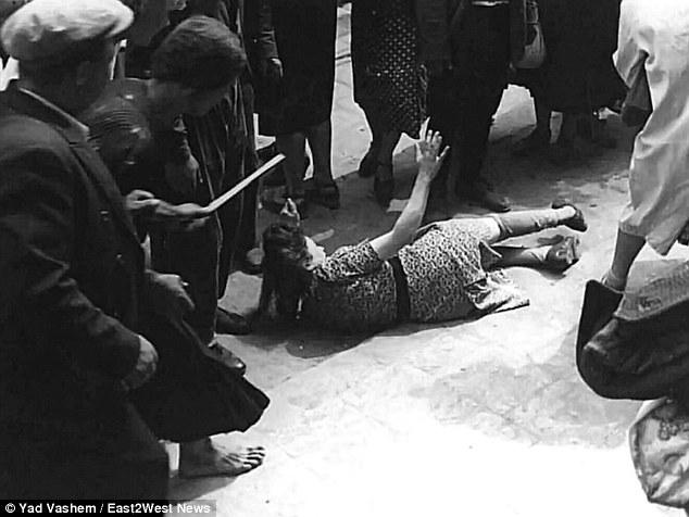 Британская Daily Mail выпустила статью о том, как бандеровцы убивали евреев