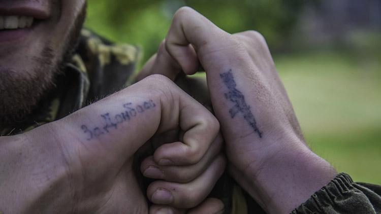 Первый Украинский: ярость «викингов» и картонные пушки ВСУ