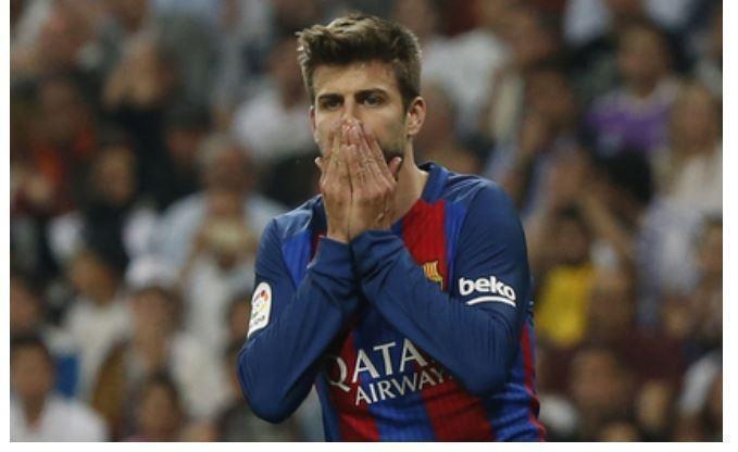 Защитник «Барселоны» Пике расплакался и сообщил о готовности уйти из сборной Испании