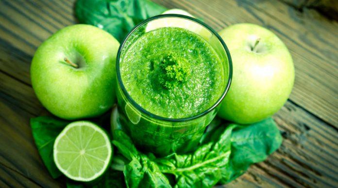 Зеленый свет «зеленой диете»: минус 3 кг за 4 дня!