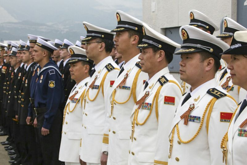 Want China Times: Четыре причины китайско-российских учений в Средиземном море