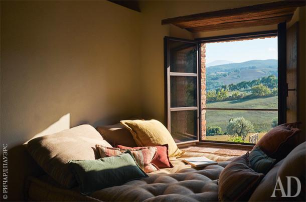 Идеальный дом для летнего отдыха в Тоскане