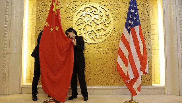 США и Китай стремительно кат…