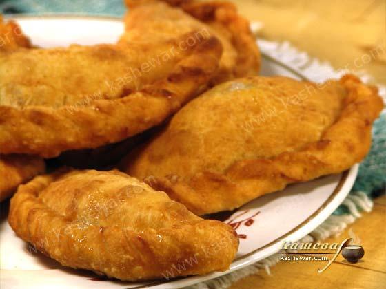 Свательные пироги (косовики) – рецепт с фото, русская кухня