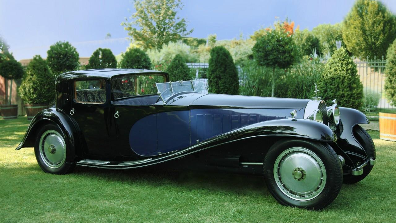 Bugatti Type 41 «La Royale». авто, рекордсмены, факты