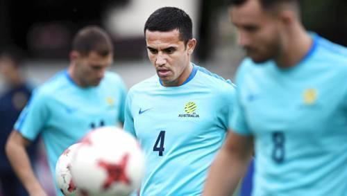 Кэхилл отметил важность матча между Австралией и Германией для обеих команд