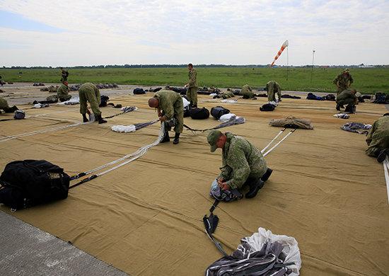 В России время не теряют и всегда готовы к визиту НАТО.