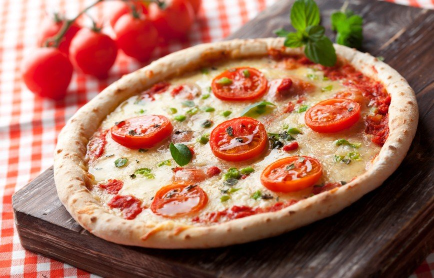 Как сделать пиццу за 20 мину…