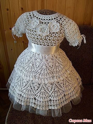 Платье Снежинка от p_tasha