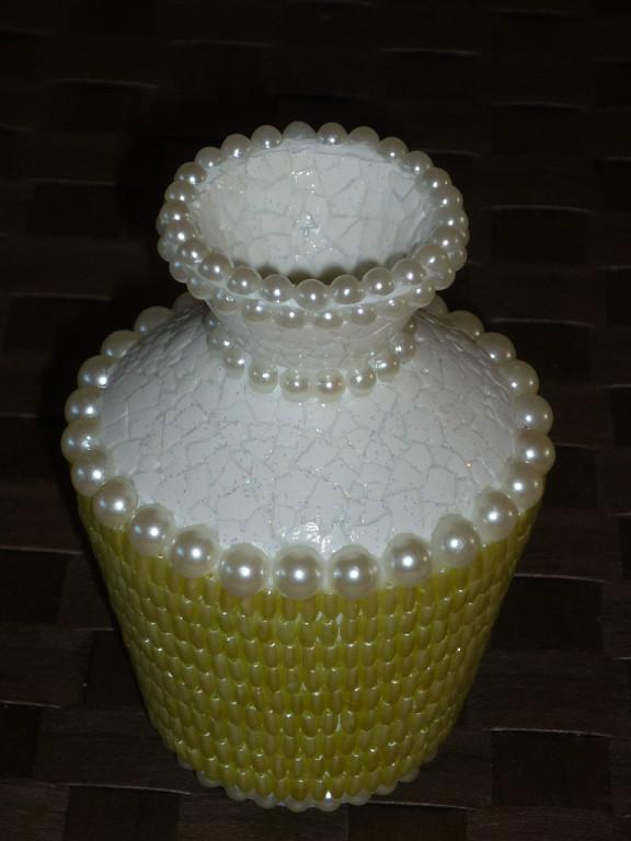 Отделка вазы своими руками фото 434