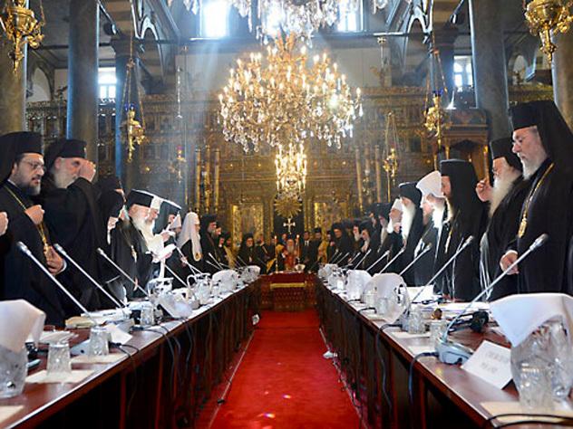 Почему Русская Православная Церковь не поехала на Крит