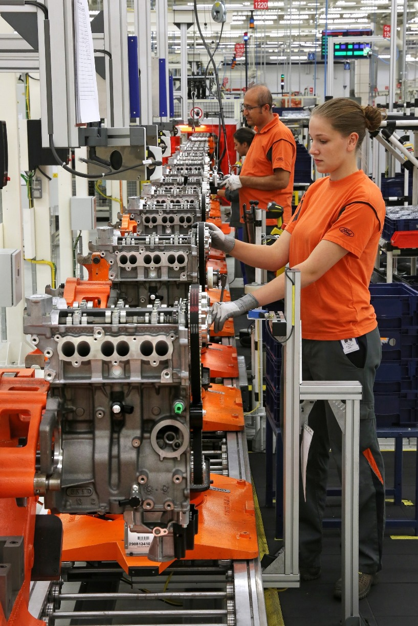 Ford стал одним из самых инновационных производителей в 2015 году