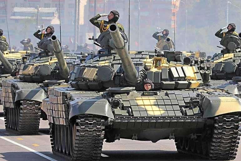 Вооруженные силы Беларуси: реальные боевые возможности и перспективы