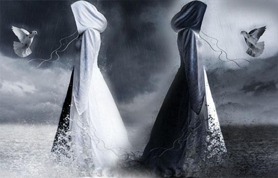 Что сильнее: заговоры белой или чёрной магии?