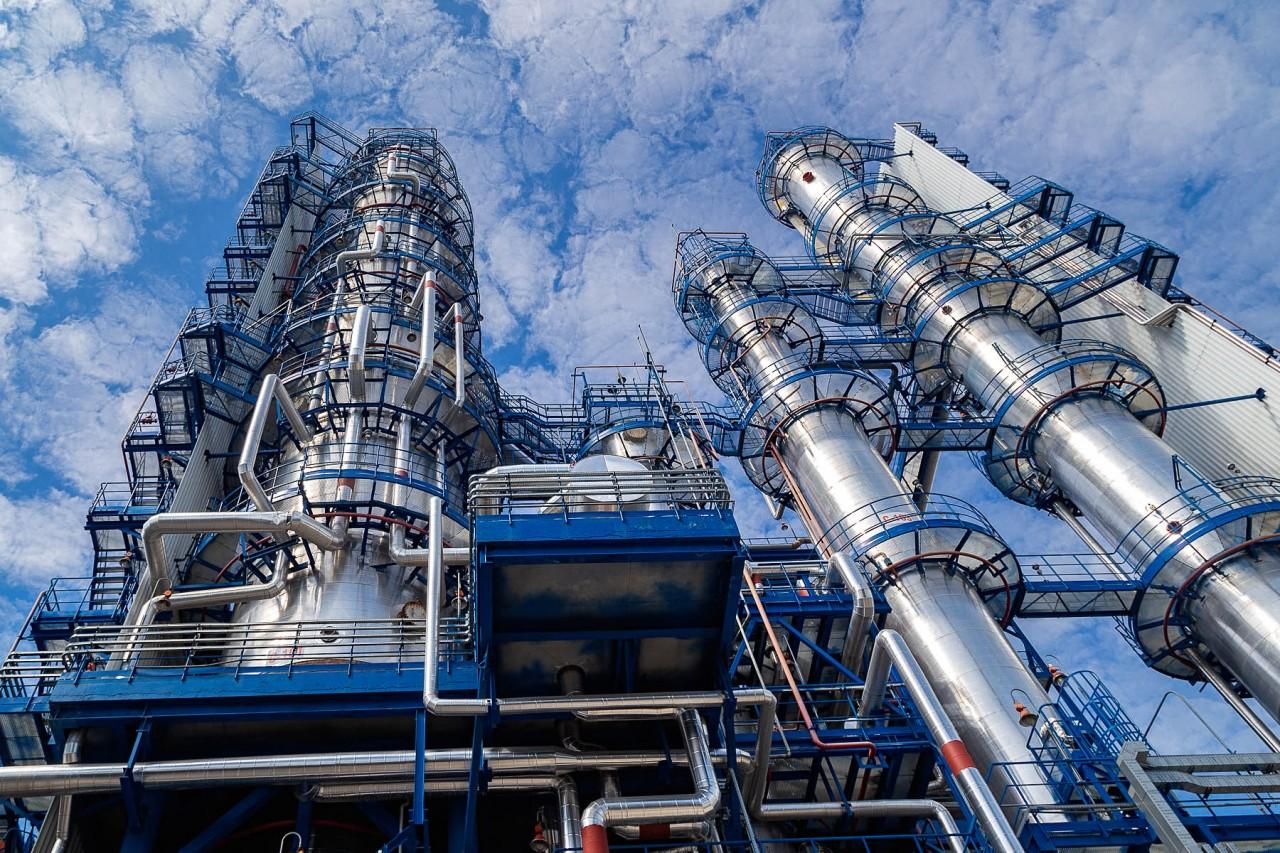 Экскурсия по Омскому нефтеперерабатывающему заводу