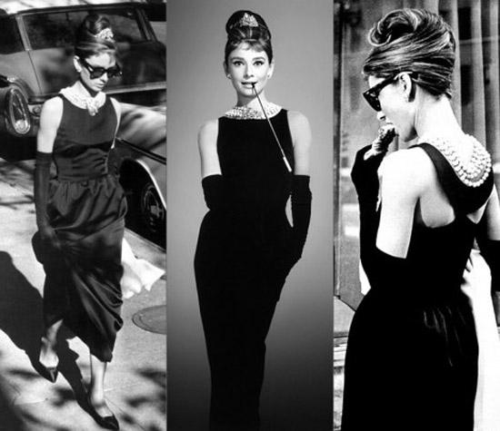 История: маленькое черное платье