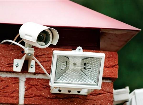 Установить камеры видеонаблюдения дома своими руками 62