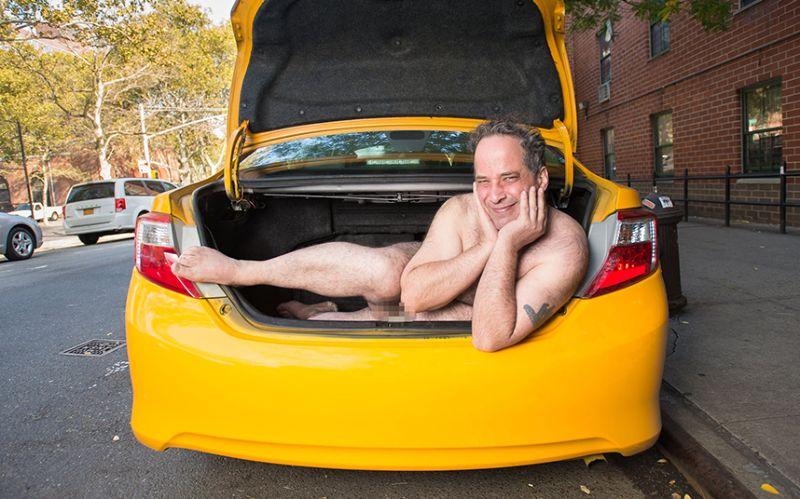 Соблазнительный календарь нью-йоркских таксистов на 2016 год