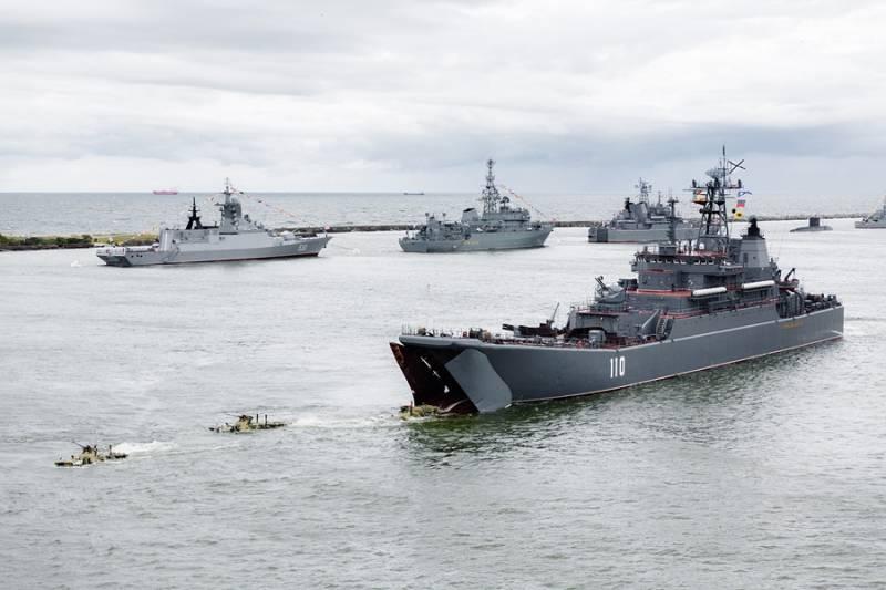 29 июля – День Военно-морского флота России