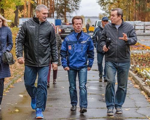 Гранты Бориса Дубровского помогут утроить объемы благоустройства региона
