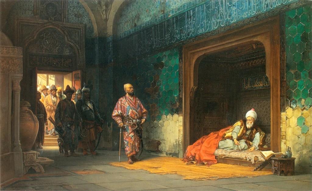 8 фактов об Амире Тимуре (Тамерлане)