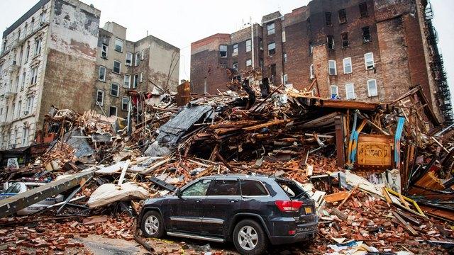 New York Post: Украинцы взорвали дом, воруя газ из трубы в Нью-Йорке