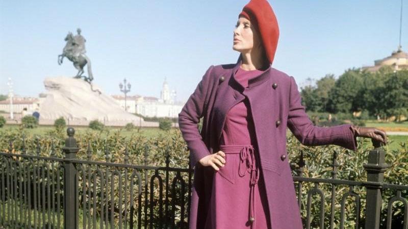 Советская мода 1960-х, 1970-х и 1980-х годов в фотографиях ЛенТАСС