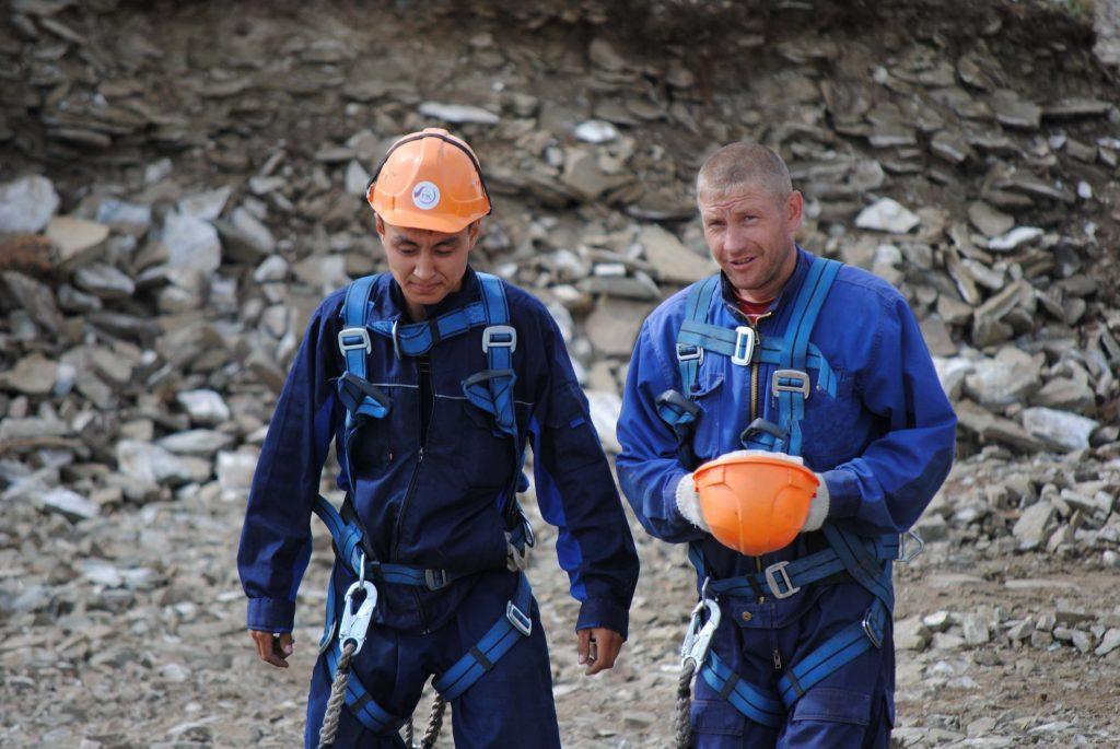Строители, спасшие Крым от «…