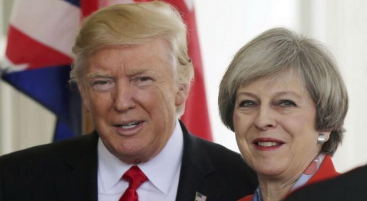 Премьер Великобритании: Диал…