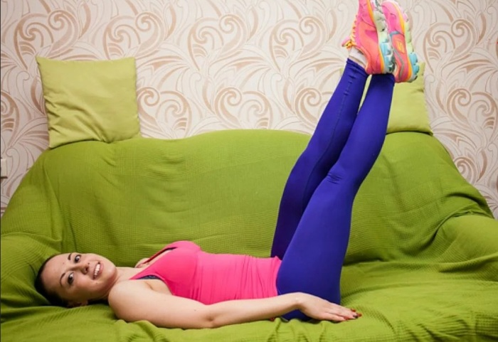 7+ самых действенных упражнений на пресс для выполнения дома