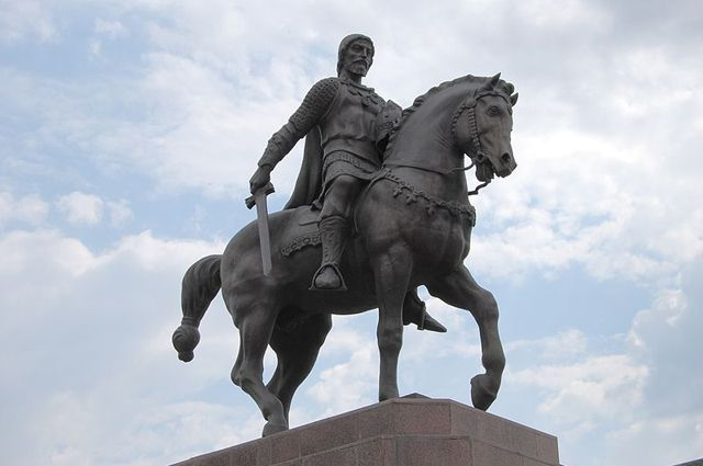 Вечный «предатель». На кого работал князь Олег Рязанский?