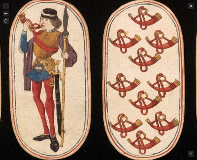 Мода Бургундского двора