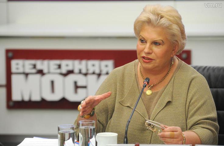 Татьяна Потяева: большинство инвалидов удовлетворены социальными проектами