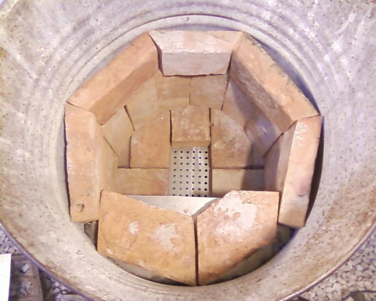 Печь для бани бочка своими руками
