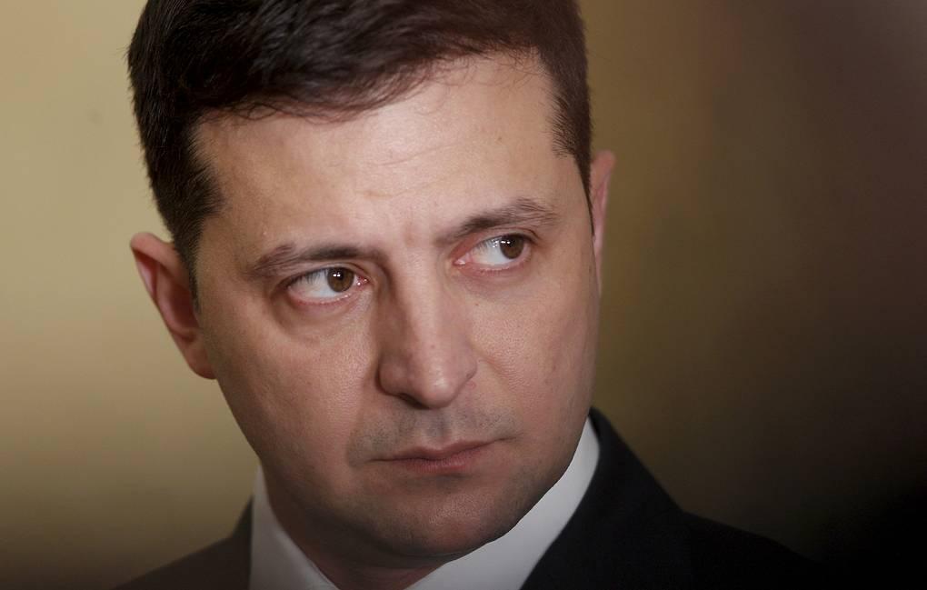 Зеленский: без диалога с Путиным решение конфликта в Донбассе будет стоять на месте