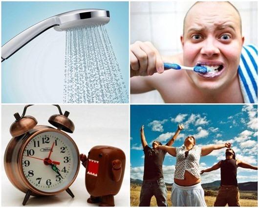 О вреде здоровых привычек