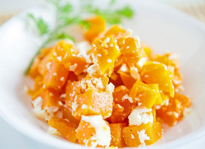 Вкусная запеканка из творога и тыквы: приготовь диетическое блюдо