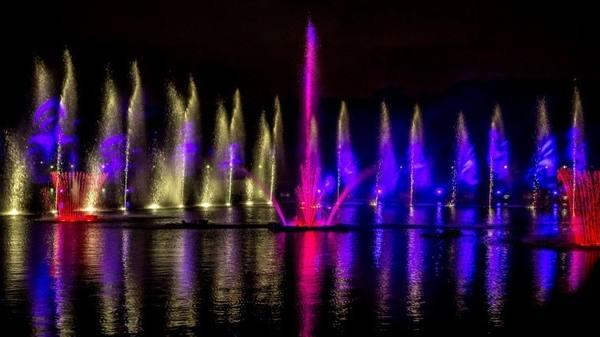 """Фестиваль """"Круг света"""" проходит в 2018 году на 7 площадках Москвы"""